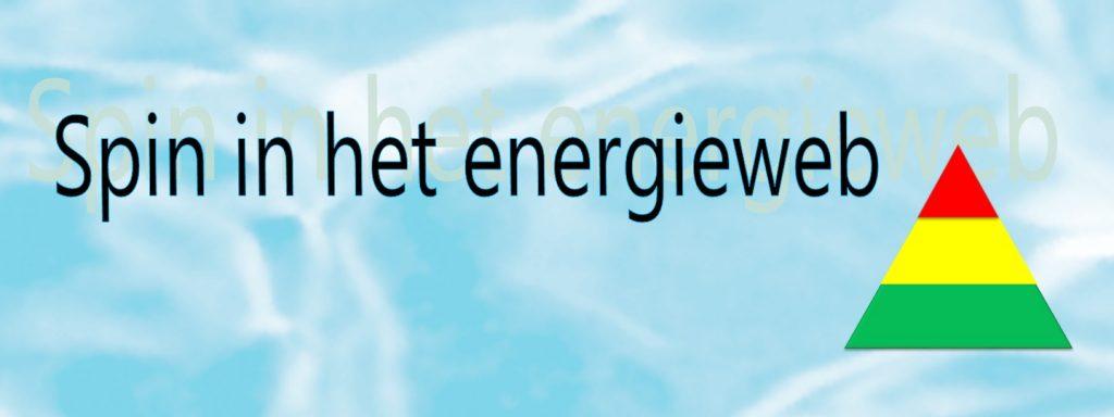 Besparen als energiespin in uw bedrijfsweb
