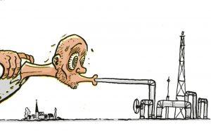 Gas eraf – maar wanneer . .